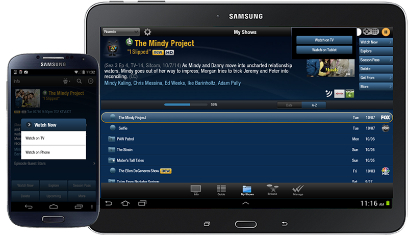 Guides How To Stream And Download Shows To Mobile Device